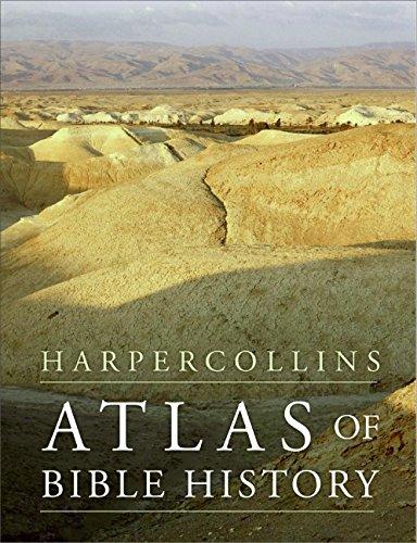 9780061451959: HarperCollins Atlas of Bible History