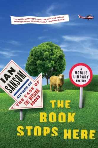 9780061452000: The Book Stops Here: A Mobile Library Mystery (The Mobile Library Mystery Series)