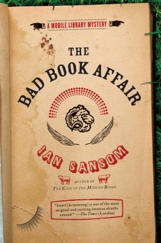 Bad Book Affair - A Mobile Library Mystery