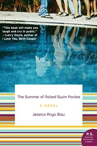 9780061452024: The Summer of Naked Swim Parties (P.S.)