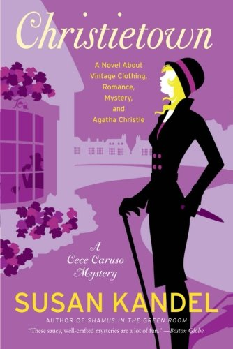9780061452178: Christietown: A Novel About Vintage Clothing, Romance, Mystery, and Agatha Christie (CeCe Caruso Mysteries)