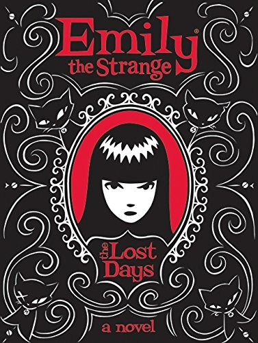 9780061452291: Emily the Strange: The Lost Days
