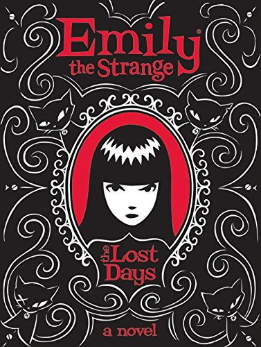 9780061452314: Emily the Strange: The Lost Days