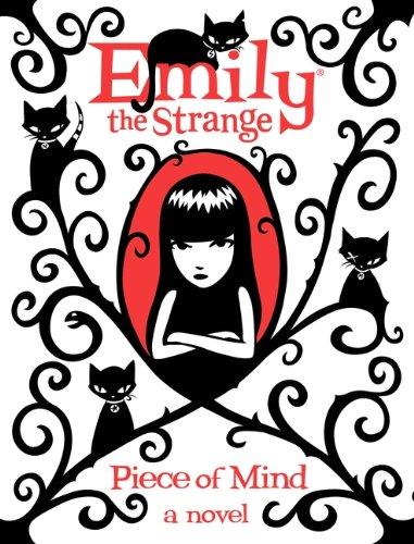 9780061452383: Emily the Strange: Piece of Mind