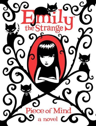 9780061452406: Emily the Strange: Piece of Mind