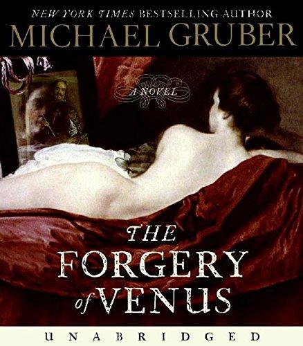 9780061453045: Forgery of Venus Unabridged CD
