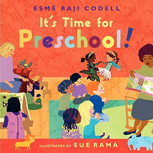 9780061455186: It's Time for Preschool!