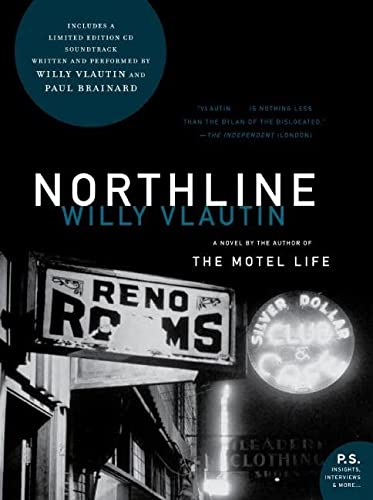 9780061456527: Northline [With CD] (P.S.)