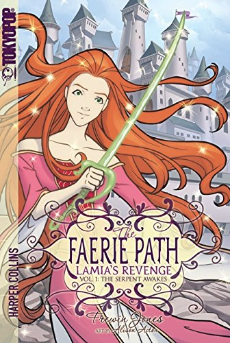 9780061456947: The Faerie Path: Lamia's Revenge #1: the Serpent Awakes