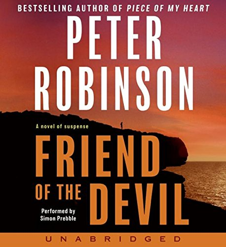 9780061457531: Friend of the Devil CD (Inspector Banks Novels)