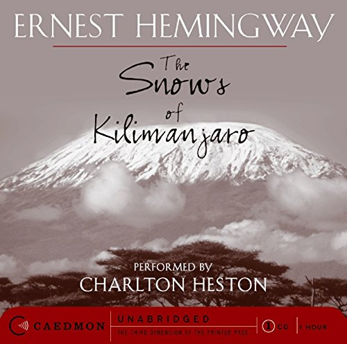 9780061457845: The Snows of Kilimanjaro
