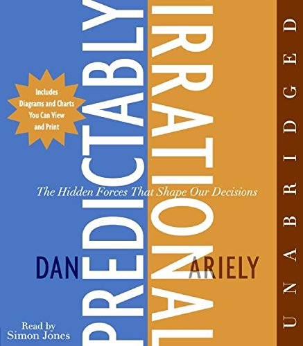 9780061457852: The Predictably Irrational CD: The Hidden Forces That Shape Our Decisions