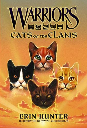 9780061458569: Warriors: Cats of the Clans (Warriors Field Guide)