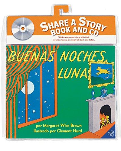 9780061459306: Buenas noches, Luna libro y CD (Libros Para Mi Bebe) (Spanish Edition)