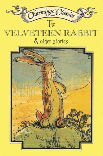 9780061459429: The Velveteen Rabbit & Other Stories Book and Charm [With Bunny Charm] (Charming Classics)