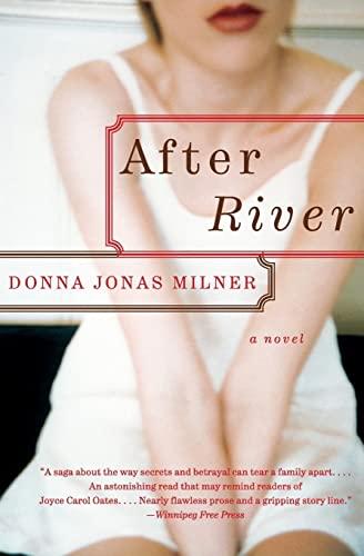 9780061463013: After River: A Novel
