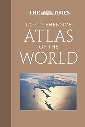 9780061464508: The Times Comprehensive Atlas of the World