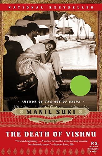 9780061467066: The Death of Vishnu: A Novel