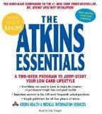 9780061467080: The Atkins Essentials Low Price CD