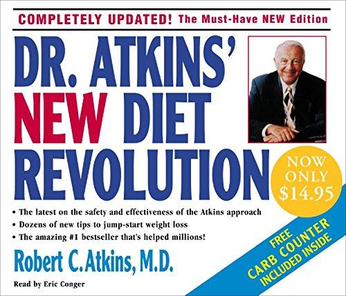 9780061467714: Dr. Atkins' New Diet Revolution