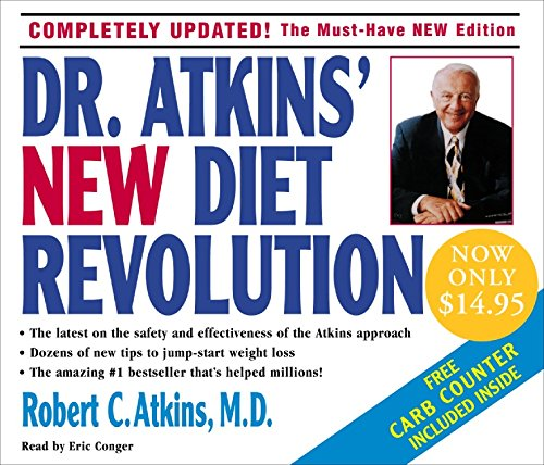 9780061467714: Dr. Atkins' New Diet Revolution Low Price CD