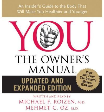 9780061467745: YOU: The Owner's Manual Low Price CD
