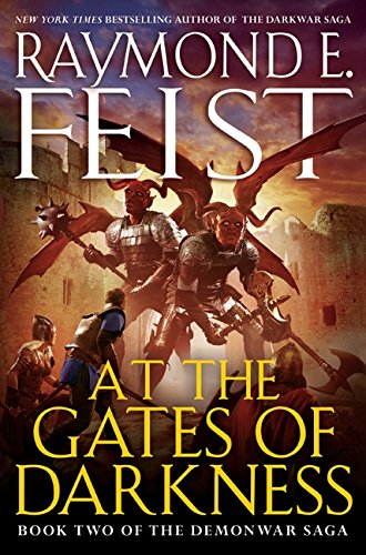 9780061468377: At the Gates of Darkness: Book Two of the Demonwar Saga