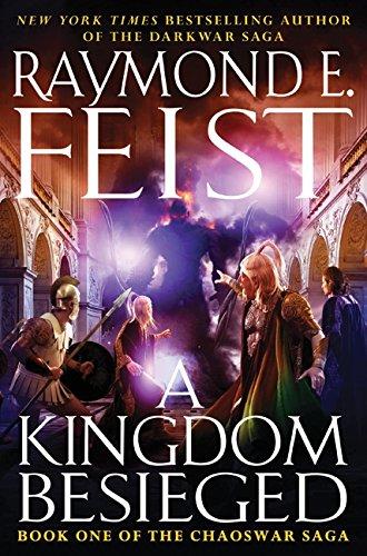 9780061468391: A Kingdom Besieged