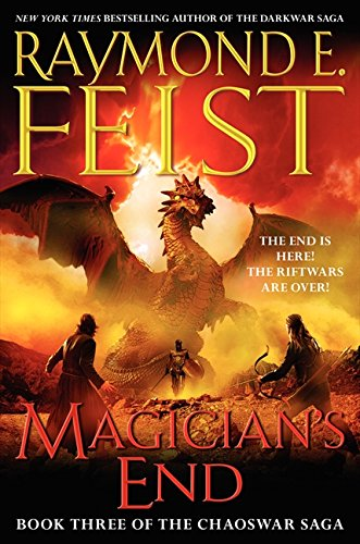 9780061468438: Magician's End: Book Three of the Chaoswar Saga