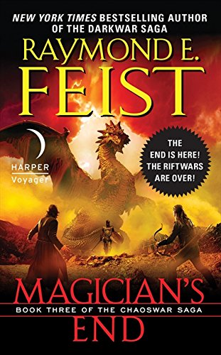 9780061468445: Magician's End: Book Three of the Chaoswar Saga
