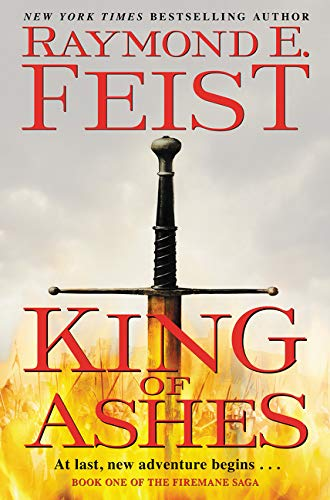 9780061468452: King of Ashes (War of the Five Crowns)