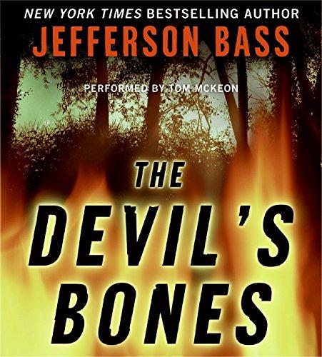 9780061468476: The Devil's Bones (Body Farm Novels)