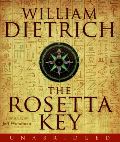 The Rosetta Key CD (Ethan Gage Adventures) (0061468851) by William Dietrich