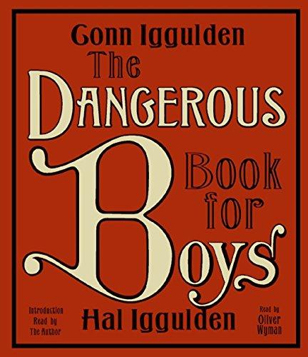9780061469107: The Dangerous Book for Boys CD