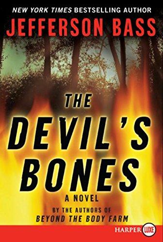 9780061469145: The Devil's Bones (Body Farm Novels)