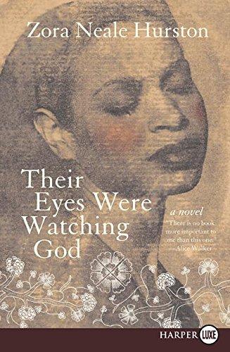 janies metamorphosis in their eyes were watching god by zora neale hurston