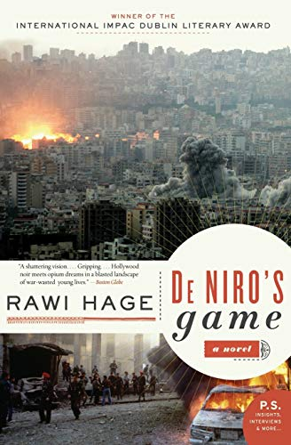 9780061470578: De Niro's Game: A Novel