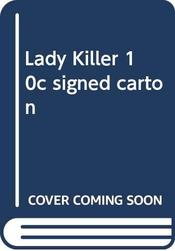 9780061470639: Lady Killer