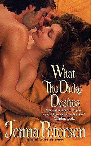 9780061470820: What the Duke Desires (The Billingham Bastards Series)