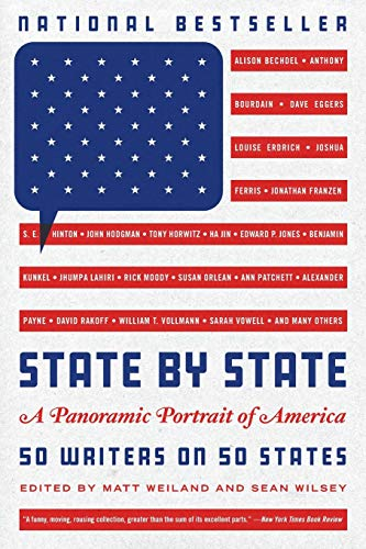 9780061470912: State by State: A Panoramic Portrait of America
