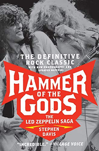 9780061473081: Hammer of the Gods: The Led Zeppelin Saga
