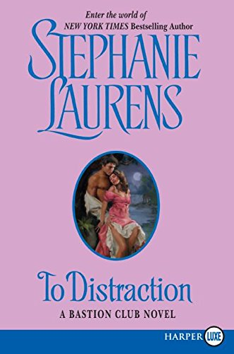9780061473104: To Distraction: A Bastion Club Novel