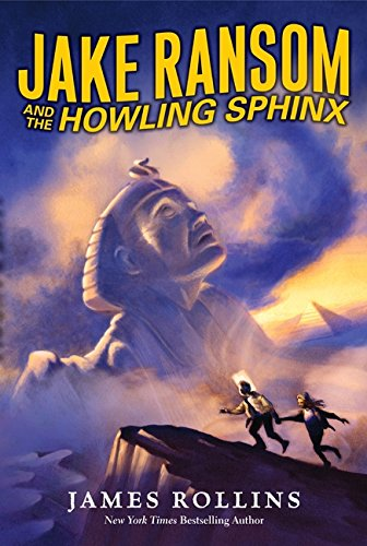 9780061473845: Jake Ransom and the Howling Sphinx