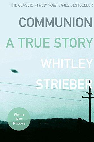 9780061474187: Communion: A True Story
