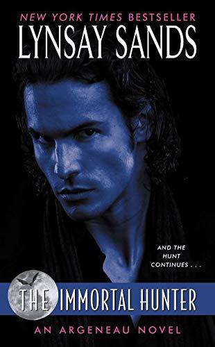 9780061474309: The Immortal Hunter: A Rogue Hunter Novel (Argeneau Vampire)