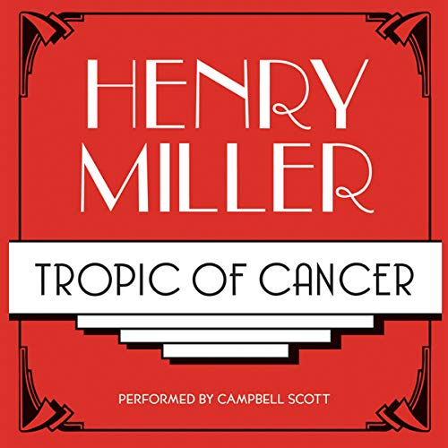 9780061477898: Tropic of Cancer CD