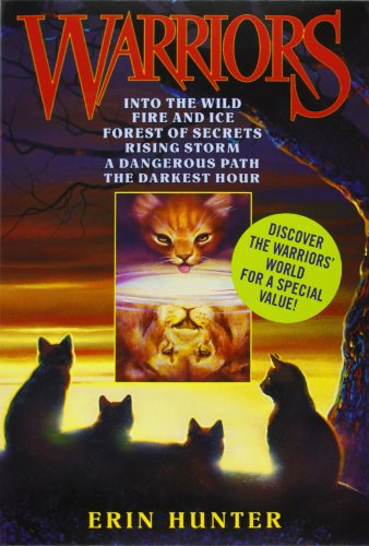 9780061477935: Warriors Box Set: Volumes 1 to 6
