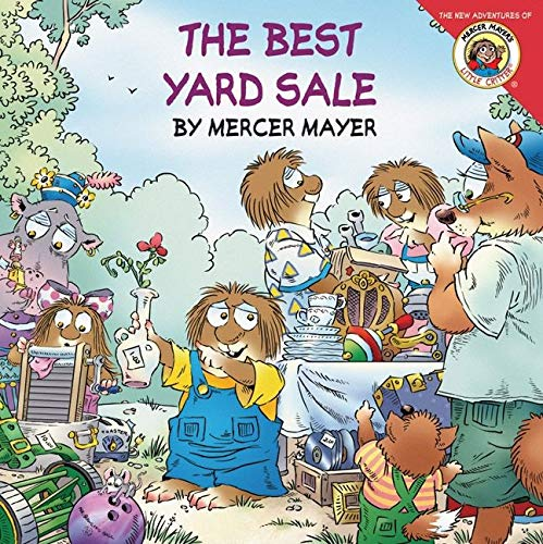 9780061477997: Little Critter: The Best Yard Sale