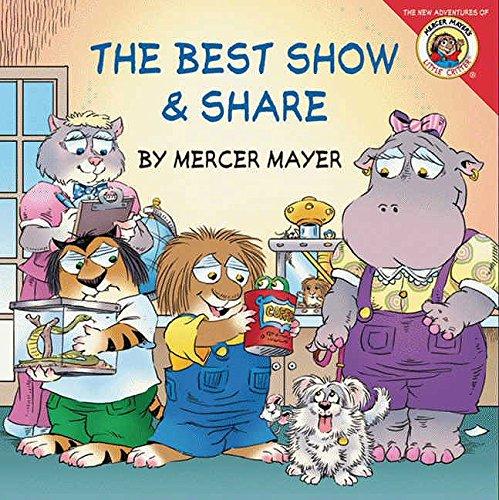 9780061478017: Little Critter: The Best Show & Share