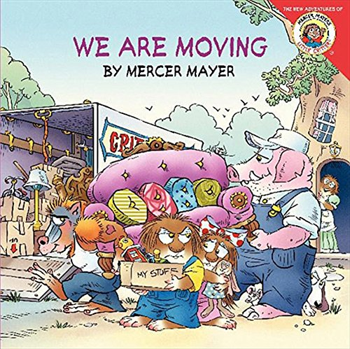 9780061478031: We Are Moving (Little Critter)